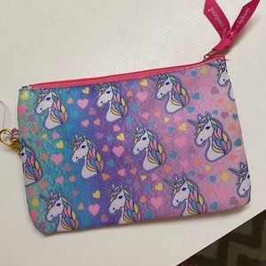 Simply southern unicorn phone clutch wallet NWT